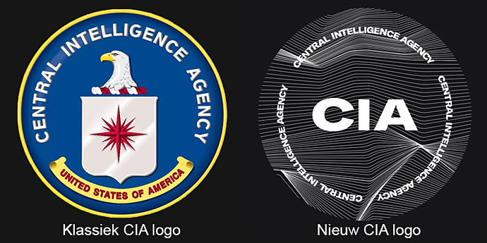 CIA logo NL-1